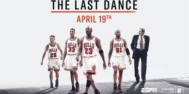 ESPN dan Netflix Segera Rilis Serial Dokumenter Michael Jordan