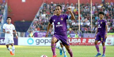 Persik Kediri Terus Matangkan Persiapan Jelang Lanjutan Liga 1 Bergulir