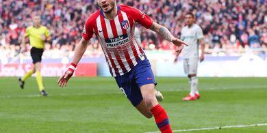 Fan Man United Kena Prank, Saul Niguez Resmi Umumkan Klub Barunya