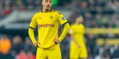 Andai Gabung Man United, Gaji Sancho akan Lebih Besar dari Kapten Klub