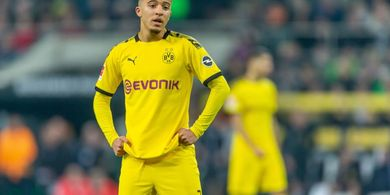 Masih Belum Merapat ke Man United, Jadon Sancho Ikut Pramusim Dortmund