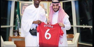 Paul Pogba Diisukan Mengundurkan Diri dari Timnas Prancis Gara-gara Ucapan Presiden