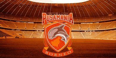 Dukung Sepak Bola di Samarinda, Borneo FC Sumbang Puluhan Bola