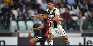 On This Day - Gelar Liga Champions Pertama Juventus, Ronaldo Pakai Popok