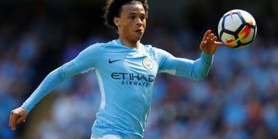 Kalau Hengkang dari Manchester City, Leroy Sane Akan Pilih Liverpool