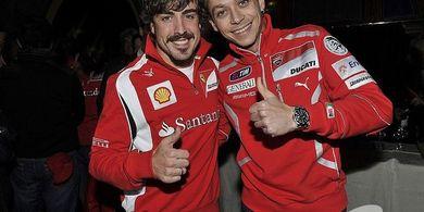 Tak Kalah dengan Valentino Rossi, Legenda F1 Akan Balapan di Usia 40 Tahun