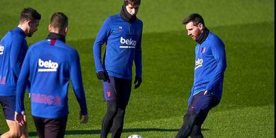 7 Kasus Virus Corona di Barcelona, Liga Spanyol Siap Turun Tangan