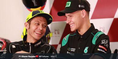 Fabio Quartararo Akui Layak Tempati Kursi Valentino Rossi di Yamaha