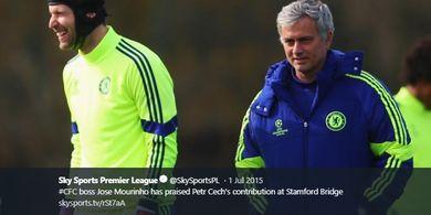 ON THIS DAY - 2 Juni 2004, Jose Mourinho Gabung Chelsea, Cetak Rekor dan Persembahkan Liga Inggris