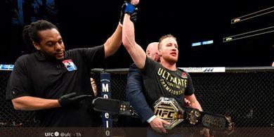 Cara Justin Gaethje untuk Jadi Legenda UFC, Kalahkan 3 Petarung Elite