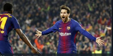 Cedera dan Absen 2 Kali Latihan, Barcelona Tetap Pede Lionel Messi Bisa Tampil Lawan Mallorca