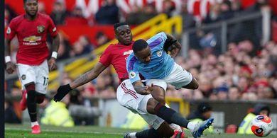 Derbi Manchester di Old Trafford Bisa Tewaskan 37 Orang