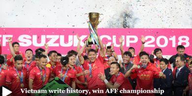 Bersaing dengan Timnas Indonesia, Vietnam Siapkan Kekuatan dari 100 Pemain