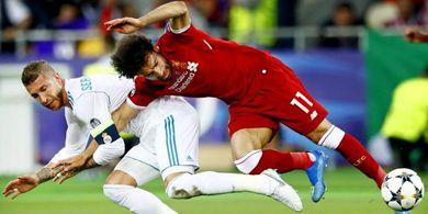 Bikin Mohamed Salah Cedera, Youngster Liverpool Tak Sudi Ketemu Sergio Ramos