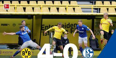 Sejak Bundesliga Kembali Bergulir, Schalke Satu-satunya Tim yang Selalu Kalah
