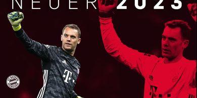 Barcelona Vs Bayern Muenchen - Kualitas 2 Kiper Dianggap Beda Jauh