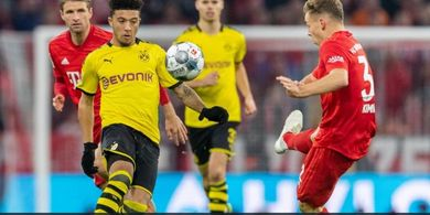 LINK LIVE STREAMING - Borussia Dortmund vs Bayern Muenchen, Bakal Jadi Pesta Gol