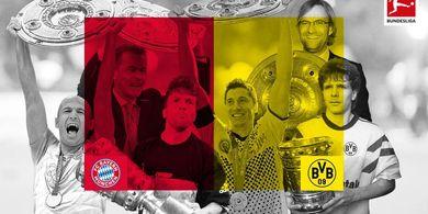 Jadwal Bundesliga Malam Ini: Borussia Dortmund Vs Bayern Muenchen, Der Klassiker Episode 126