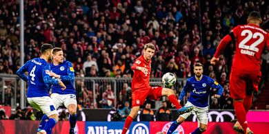 Mengenal Peran Raumdeuter Ciptaan Thomas Mueller di Bundesliga