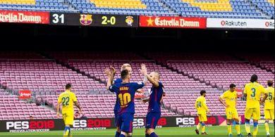 Jadwal Lengkap Liga Spanyol, Dua Pekan Pertama Diselenggarakan Tanpa Jeda