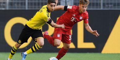 Babak I Bundesliga - Joshua Kimmich Bawa Muenchen Unggul 1-0