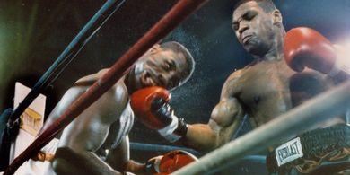 Mike Tyson Kembali Ganas, Diklaim Sudah Bikin Ompong Lawan Sparringnya