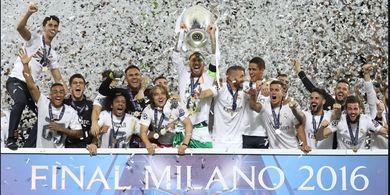 Bayern Muenchen Rontok, Real Madrid Sah Jadi Satu-satunya Penghapus Kutukan Juara Liga Champions