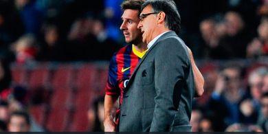 Barcelona Jadi Memori Buruk Mantan Pelatih Pengganti Tito Vilanova