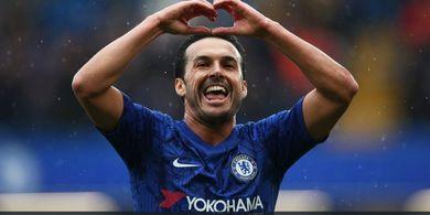 Atas Permintaan Maurizio Sarri, Juventus Kejar Winger Gratis Chelsea