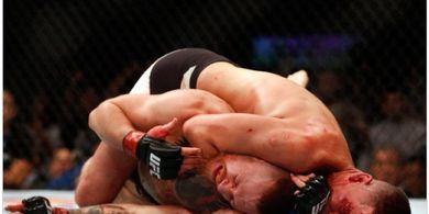 Nate Diaz Babak Belur, Conor McGregor Dicekik, Ini Top 5 Duel Kelas Welter UFC