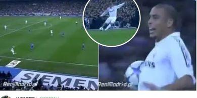 VIDEO - Umpan Terbaik David Beckham Tak Mampu Menangkan Real Madrid