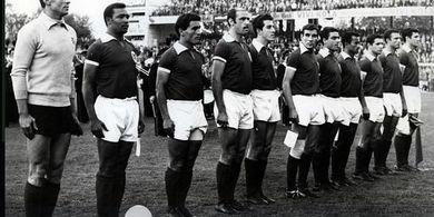 On This Day - 31 Mei 1961, Hidung Sampai Patah, Benfica Juara Piala Champions Kalahkan Barcelona
