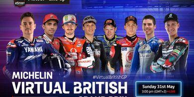 5 Fakta Menarik Balapan MotoGP Virtual 2020 hingga Seri Kelima