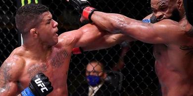 Jelang UFC 251 - Bos UFC Jamin Gilbert Burns Tetap Penantang Utama Kelas Welter