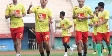 Cerita Sahrul yang Ingin Kembali ke Bhayangkara FC hingga Hobi Modifikasi Motor
