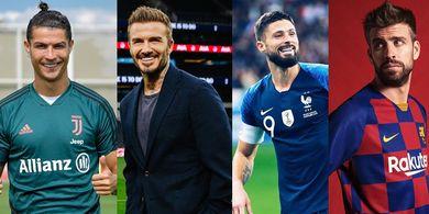 10 Pesepak Bola yang Paling Ingin Diajak Berkencan, Ronaldo Kalah Jauh dari Pemain Tottenham Hotspur
