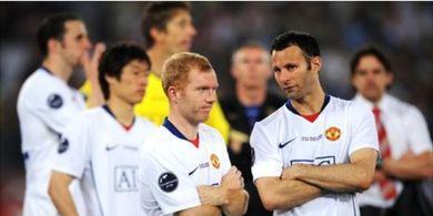 Manchester United Gagal Dominasi Eropa, Paul Scholes Sebut 2 Tim Konyol Ini Penyebabnya