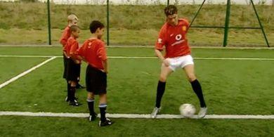 Cristiano Ronaldo Muda Ternyata Pernah Latih Jesse Lingard di MU