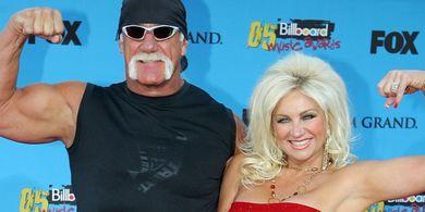 Karena Rasialis, AEW Larang Hulk Hogan dan Linda Hogan Hadir di Acaranya