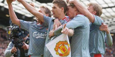 2 Sosok dari Manchester United Ini Jadi Biang Kerok Kegagalan Liverpool Juara Liga Inggris 2008-2009