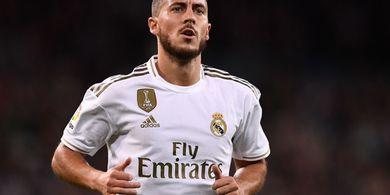 Man City Vs Real Madrid - Zidane Siap Percaya kepada Hazard Lagi
