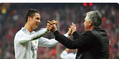 Ancelotti Ungkap 1 Pemain Fantastis Real Madrid Selain Cristiano Ronaldo Saat Juara Liga Champions 2014