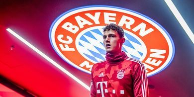 Benjamin Pavard, Juara Dunia Titik Keseimbangan Pertahanan Bayern Muenchen