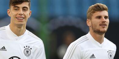 Chelsea Siap Tebus Kai Havertz dengan Harga Hampir 2 Kali Lipat dari Timo Werner