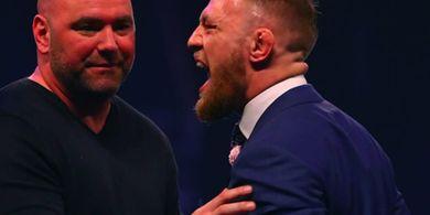 Wejangan Bos UFC: Jangan Mau Jadi Boneka Conor McGregor!