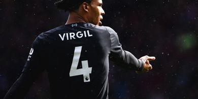 Eks Liverpool Beberkan Kelemahan Virgil van Dijk