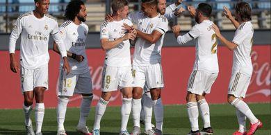 Liverpool Diperingatkan untuk Tidak Datangkan Bintang Real Madrid Ini