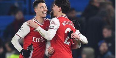 Kalah dari Liverpool, Bek Arsenal: Kami Memang Perlu Menderita