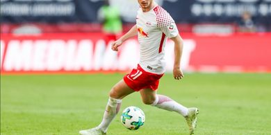 RB Leipzig Vs Atletico Madrid - Julian Nagelsmann Minta Timnya Lupakan Timo Werner
