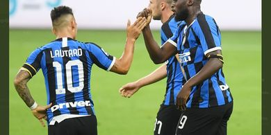 Prediksi Line-up  Inter Milan Vs Getafe - Duet Lau-kaku atau Tambah El Toro